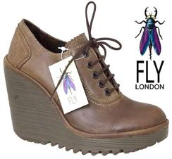 Fly London Chap Grey