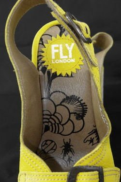 Fly London Parol yellow