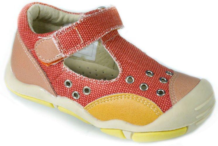 Picco B50236 Marchewkowy Polbuty Dzieciece Polbuty Outlet Azbuty Pl Buty Od A Do Z