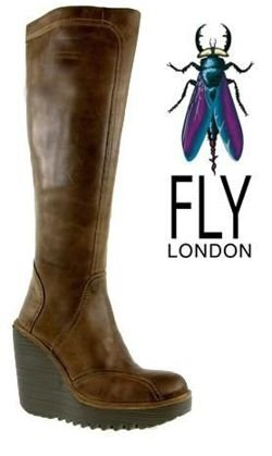 Fly London Cher camel