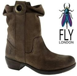 Fly London Mary Dk Brown