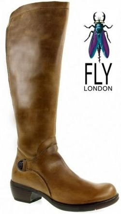 Fly London Mistry camel