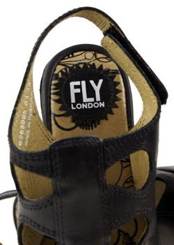 Fly London Pemba black