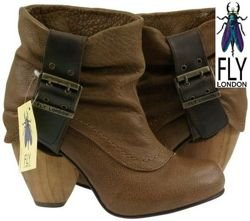 Fly London Rosa Brown