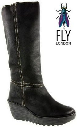 Fly London Yosa taupe
